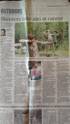Milwaukee Journal Article